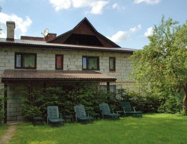 Zdjęcie dla Pensjonacik Wygoda w Bóbrce k.Soliny