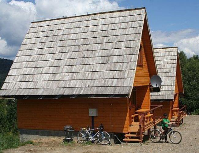 Zdjęcie dla Domki Obertyny