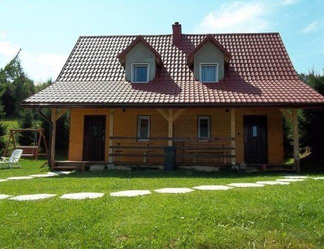 Pokoje i domki całoroczne